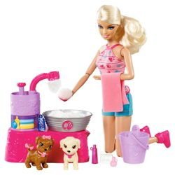Barbie Suds & Hugs Pups