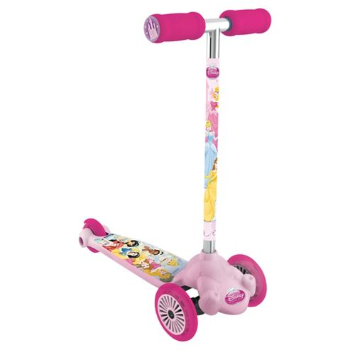 Disney Princess Twist & Roll 3-Wheel Scooter
