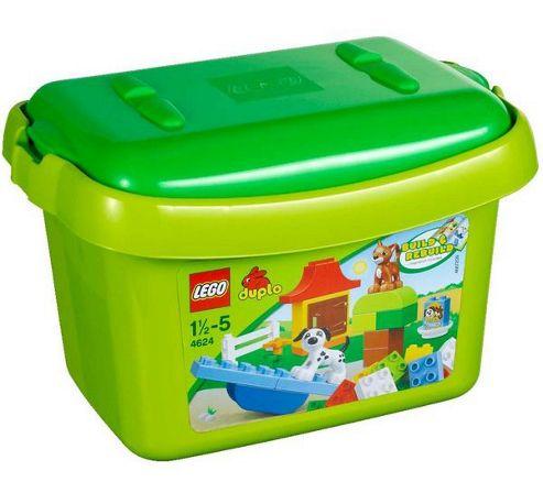Lego Duplo Brick Box 4624