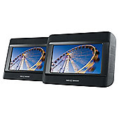 "Nextbase Click & Go 7"" Twin Screen Portable DVD Player"