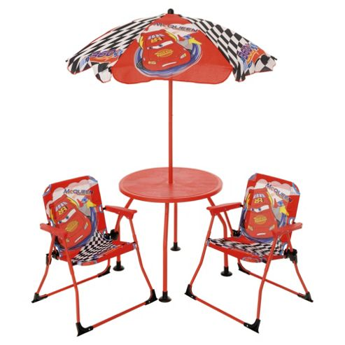 Disney Cars Patio Set