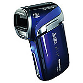 Panasonic WA2 HD Waterproof Camcorder, Blue