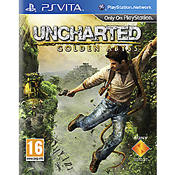 Uncharted - Golden Abyss (PSVita)