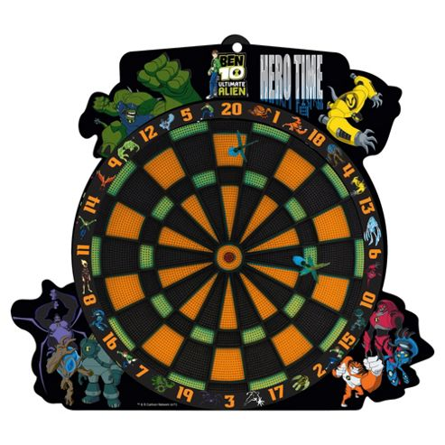 Ben 10 Ultimate Alien Dartboard
