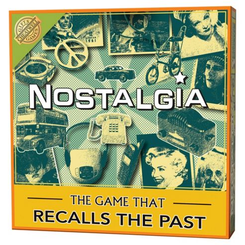 Cheatwell Nostalgia Board Game