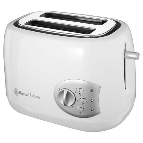 Russell Hobbs Breakfast Collection 18541 2 Slice Toaster - White