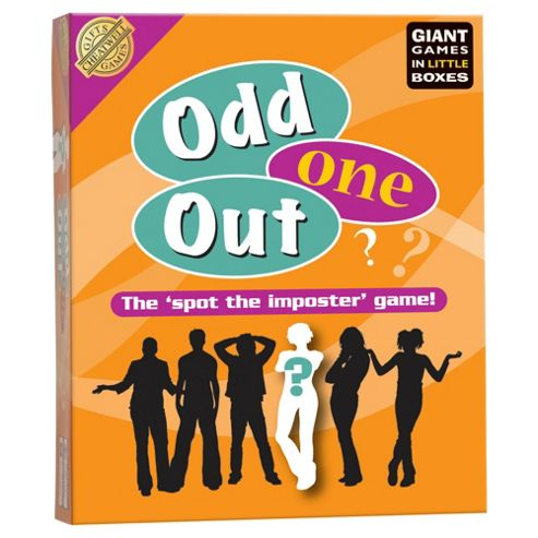 Giant Games Odd One Out
