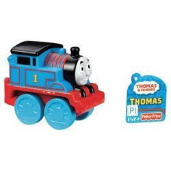 Thomas & Friends Discover Thomas Free Wheeling Train Engine