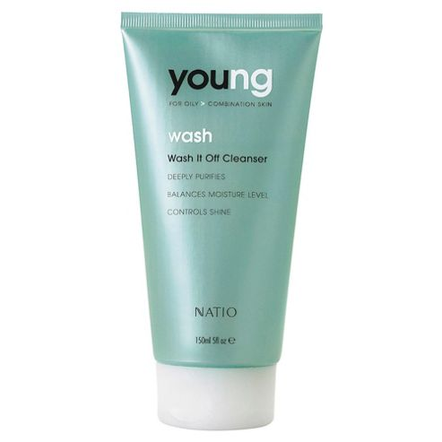 Natio Young Wash It Off Cleanser