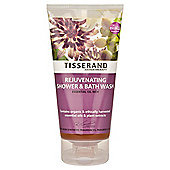 Tisserand Rejuvenating Shower & Bath Wash (Essential Oil Rich)