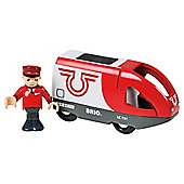 Brio Travel Battery Engine Wooden Toy