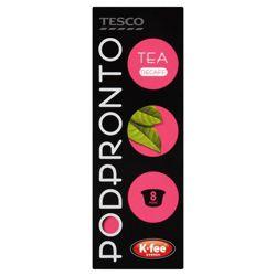 Tesco Podpronto Tea