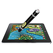 Griffin Crayola Studio pen for Apple iPad 3/iPad 2 - Black