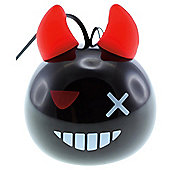 Kitsound Mini Buddy Devil Speaker Black