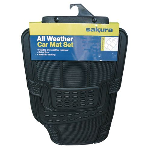 Sakura All Weather Cut to Fit Mat Set SS3601