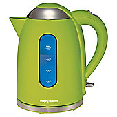 Morphy Richards 43804 1.7L Accents Jug Kettle - Lime Green