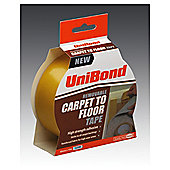 Unibond Carpet To Floor Tape 50 10