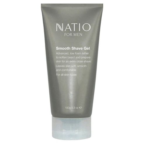 Natio For Men Smooth Shaving Gel