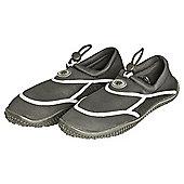 TWF Adult Wetshoe  Size - Black