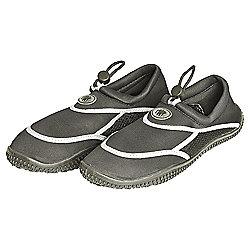 TWF Adult Wetshoes, Black Size 7