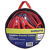 SS3625 Sakura 3m 200 amp Booster Cables