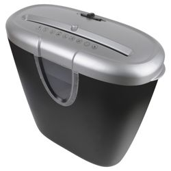 Tesco CC221 Cross Cut Shredder with 12 Litre Bin