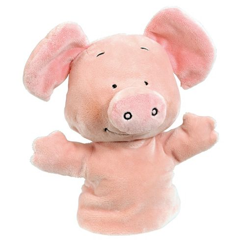 Wibbly Pig Hand Puppet