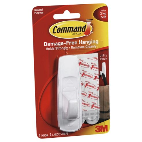 3M Command™ Plastic Hook