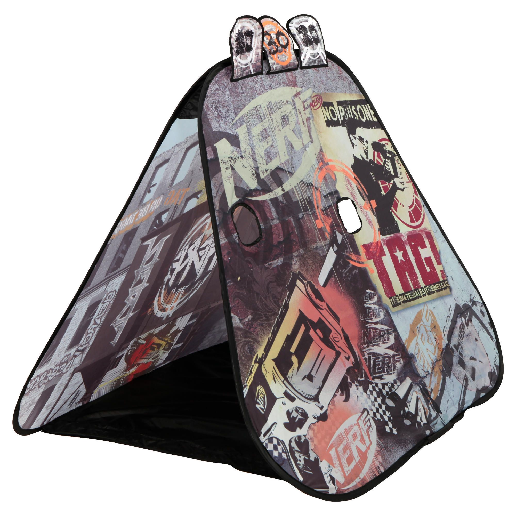 Nerf Combat Shelter Pop-up Play Tent