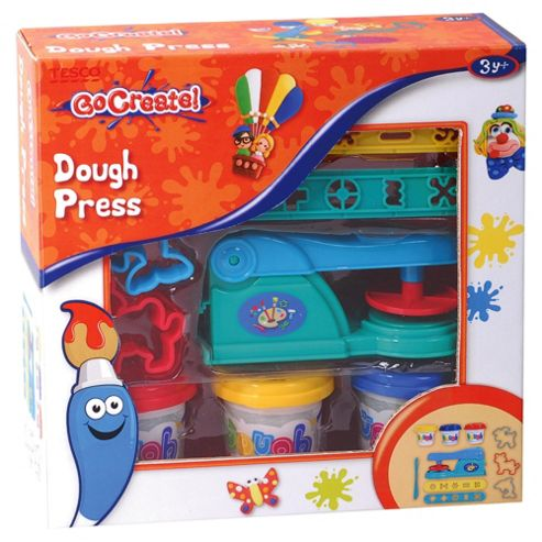 Go Create Press N Play Dough Factory