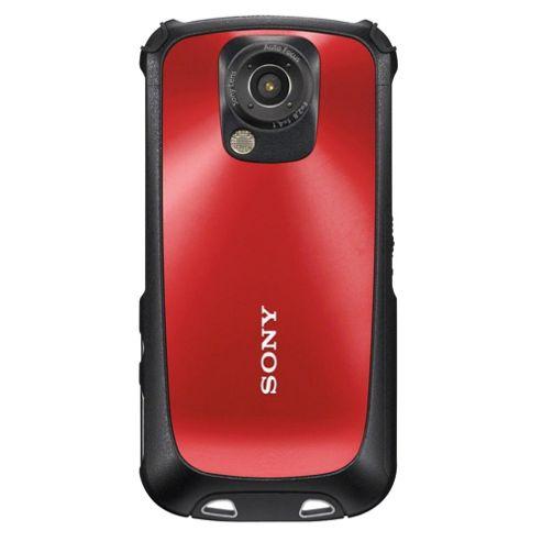 Sony Bloggie Sport Red Camcorder