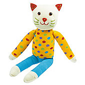 Galt Sock Kit Activity Case Cat