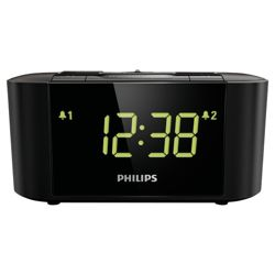 Philips AJ3500 Clock Radio Big display