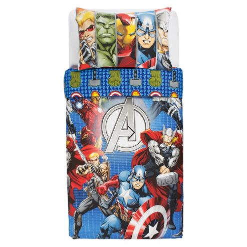 Marvel Avengers Duvet Set