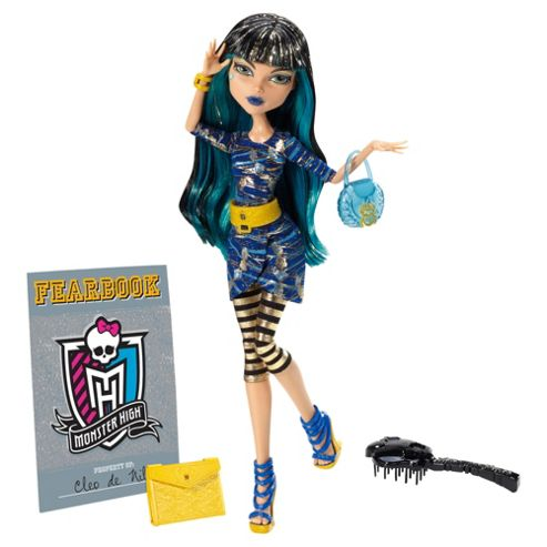 Monster High Doll - Cleo De Nile