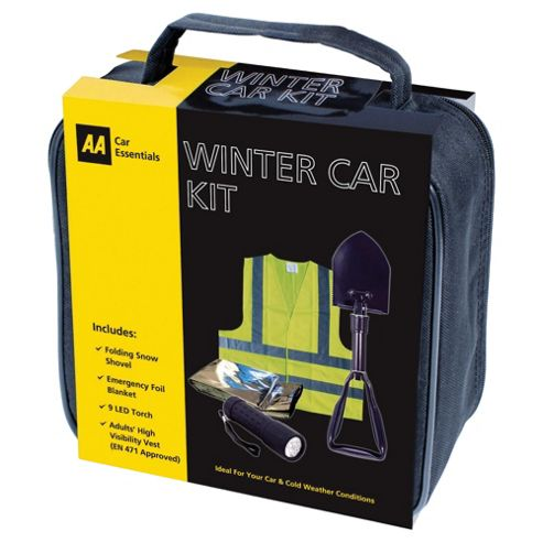 AA Winter Car Kit Black