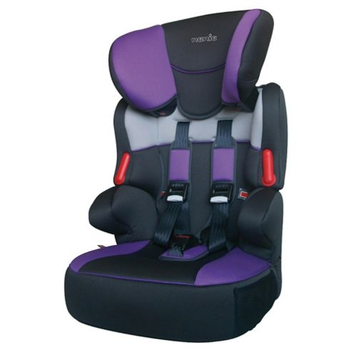Nania Beline Sp Group 1-2-3 Car Seat, Cassis