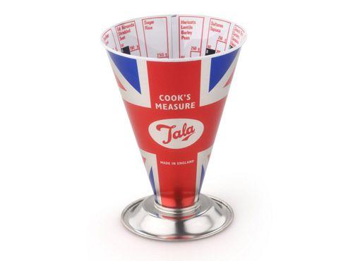 Tala Union Jack Dry Cook's Measure
