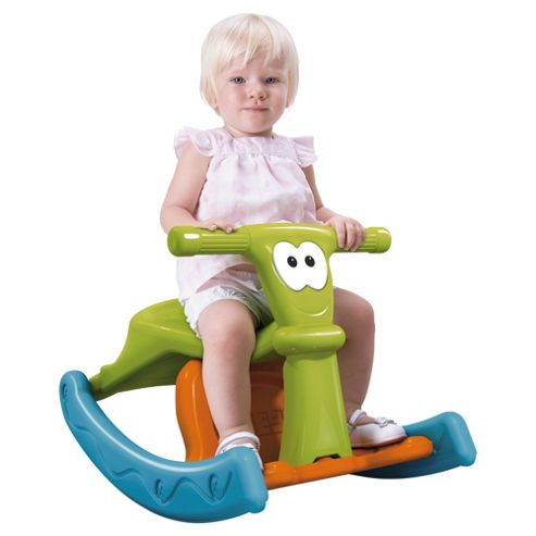 Famosa Seater & Totter Rocking Horse