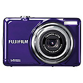 Fujifilm FinePix JV300 Purple Digital Camera