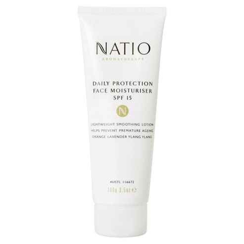Natio Daily Protection Face Moisturiser SPF16