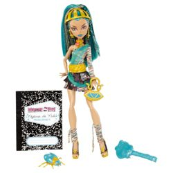 Monster High Doll Nefera Doll