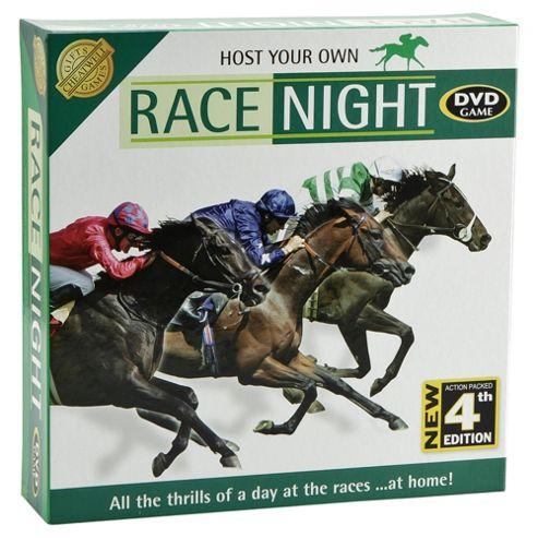 Horse Race Night DVD 4