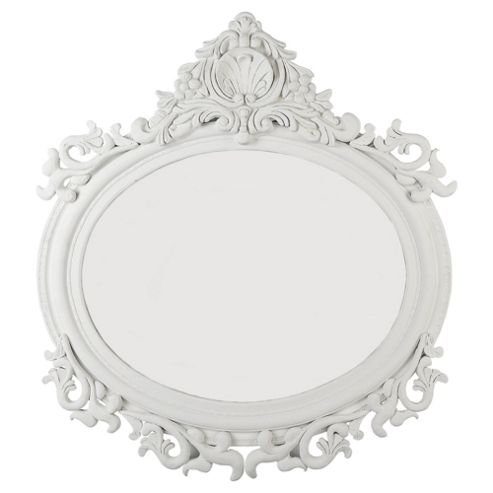 Blackwell Mirror Cream 71 X 56cm