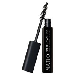 Natio Extreme Volume Smudge Proof Mascara Brown/Black