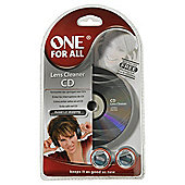 One For All 8336 CD lens cleaner