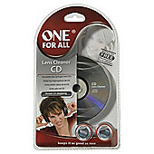 One For All SV 8336 CD/CD-ROM Lens Cleaner