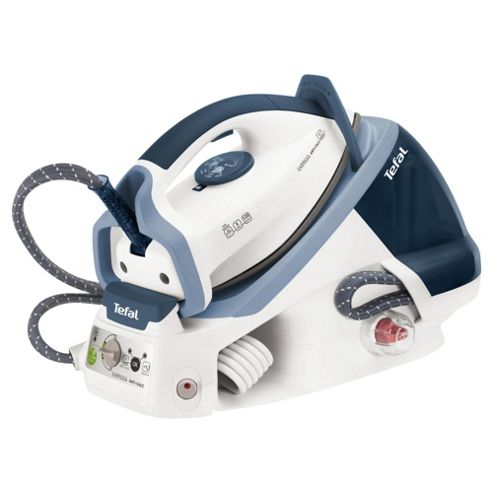 Tefal Steam Generator with Ceramic Plate White/Blue