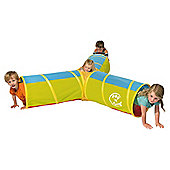 Worlds Apart Y-shaped Play Tunnel