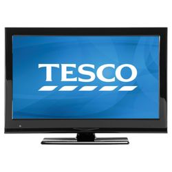 Tesco 22-830 21.5 inch HD Ready LCD TV with built in DVD with Freeveiw